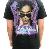 Prince Musicology Tour 2004 Official T Shirt Size Large Pre-Loved