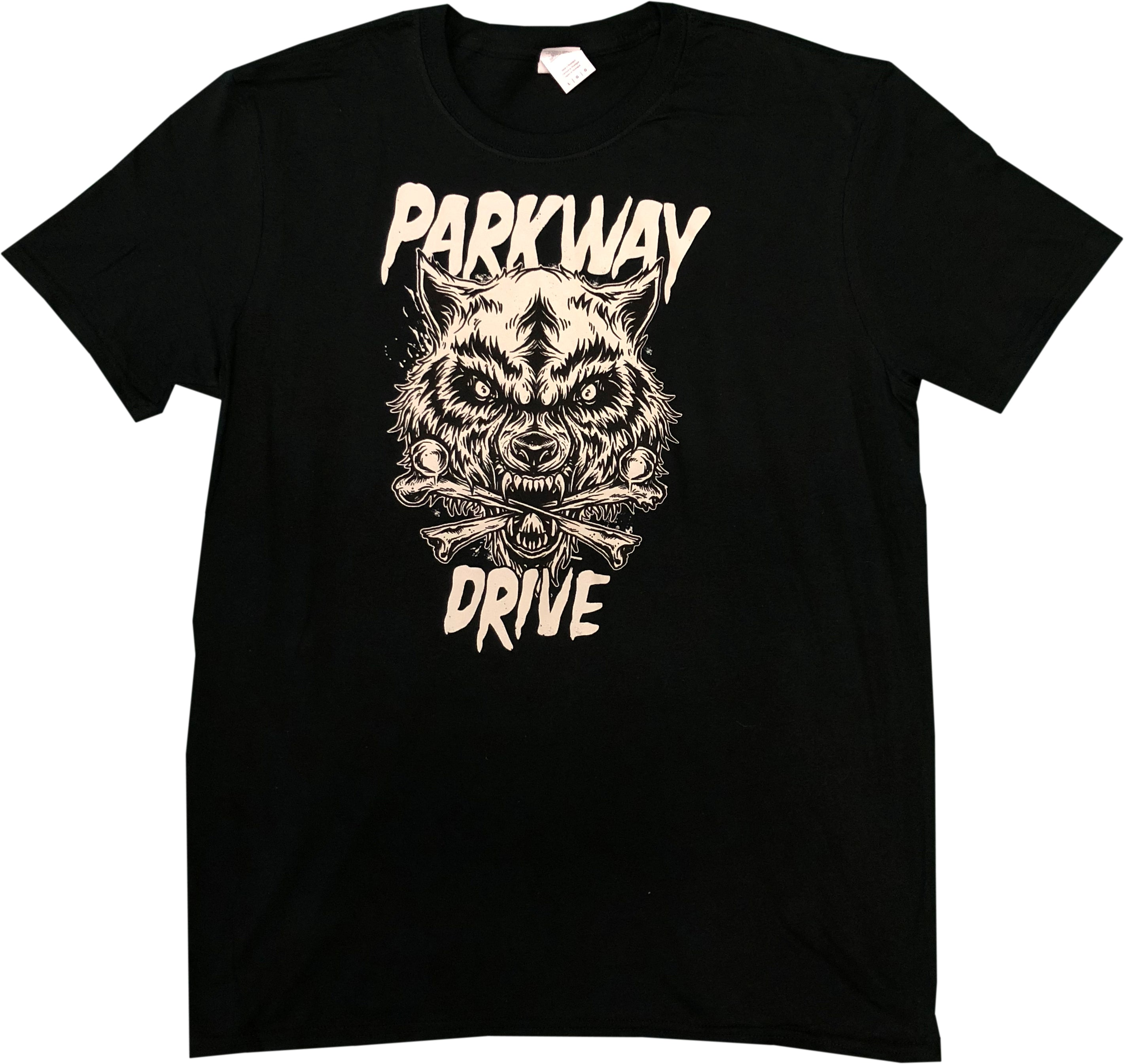 Parkway Drive Wolf Unisex Official T Shirt Brand New Various Sizes