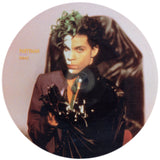 Prince Partyman Feel U Up UK Vinyl Picture Disc 12 Inch 1989 Original W2814TP