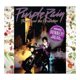 Prince & The Revolution Purple Rain Vinyl Album Original 1984 BRI Awards SMS