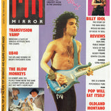 Prince Record Mirror August 6th 1988 Lovesexy Cover And Article