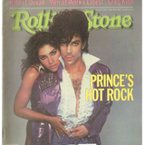 Rolling Stone Original Magazine April 28th 1983 Prince's Hot Rock