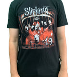 Slipknot First Album 19 Printed Back Unisex Official T Shirt Brand New Various Sizes