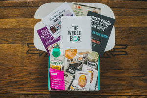 The WholeBox Subscription- 4 months