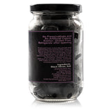 Auzoud Oil-Cured Black Olives, Whole, Supports North African Women Farmers, 100% Natural, Hand-Picked, 230 g (8.1 oz)