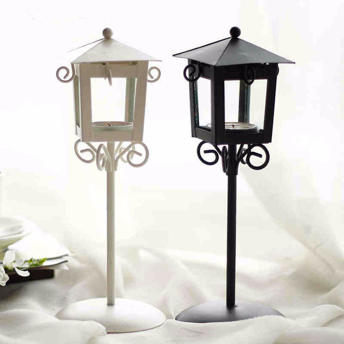 Street Lamp Post Candle Tea Light Holder