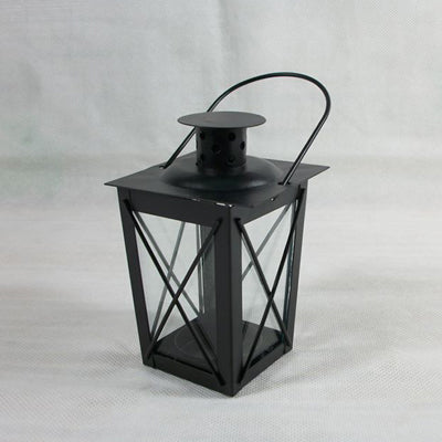 Classic Box Lantern with Handle
