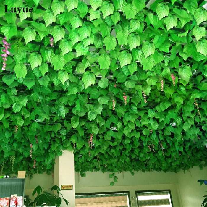 Enchanting Grape Ivy Hanging Vine Decorations, 48 strands