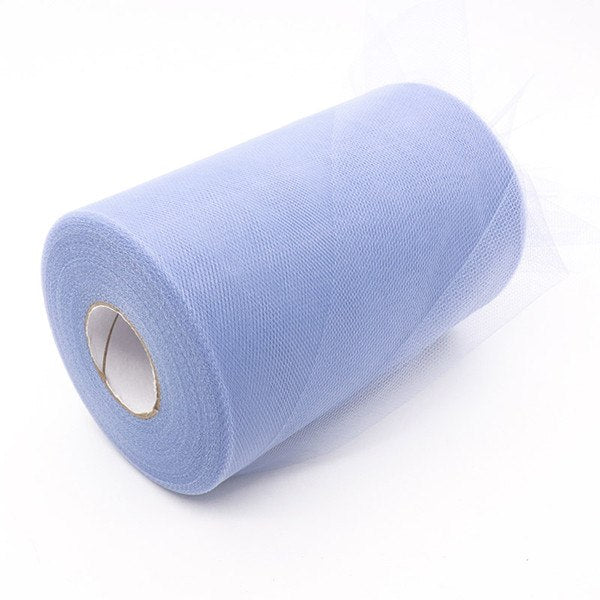 Tulle Fabric Roll - 90m x 15cm - for Decoration