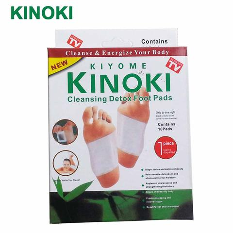 Foot Detox Kinoki Pads  Cleanse & Energize Your Body - Smart gadget & Accessories,Baby & toy