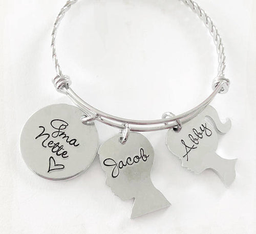 Mother's Bracelet - Mother's bracelet - Child