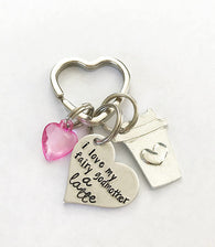 Godmother - Gift for loved one - Hand stamped - Smart gadget & Accessories,Baby & toy