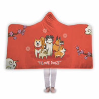 Custom Design Hooded Blanket 2 - Smart gadget & Accessories,Baby & toy