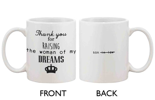 Coffee Mug for Dad - Thank You For Raising The - Smart gadget & Accessories,Baby & toy