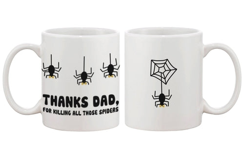 Father's Day Mug for Dad - Thanks For Killing All - Smart gadget & Accessories,Baby & toy