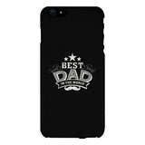 Best Dad In The World Black Phone Case - Smart gadget & Accessories,Baby & toy