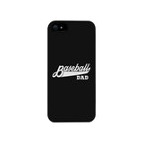 Baseball Dad Black Phone Case - Smart gadget & Accessories,Baby & toy
