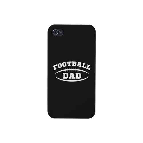 Football Dad Black Phone Case - Smart gadget & Accessories,Baby & toy