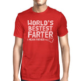 World's Bestest Farter Mens Humorous Design Short