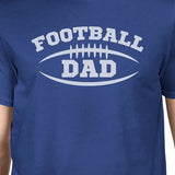 Football Dad Men's Funny Graphic T-Shirt For Dad - Smart gadget & Accessories,Baby & toy