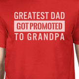 Got Promoted To Grandpa Men's Funny Grandpa Shirt - Smart gadget & Accessories,Baby & toy