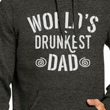 World's Drunkest Dad Funny Fathers Day Hoodie Gift