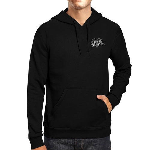 Going To Be Daddy Unisex Black Hoodie Cute Gift - Smart gadget & Accessories,Baby & toy