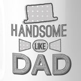 Handsome Like Dad Vintage Design Best Fathers Day - Smart gadget & Accessories,Baby & toy