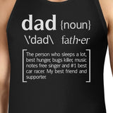 Dad Noun Mens Black Sleeveless Tee Funny Birthday - Smart gadget & Accessories,Baby & toy