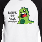 Father-In-Rawr Baseball Raglan Shirt Fathers Day - Smart gadget & Accessories,Baby & toy