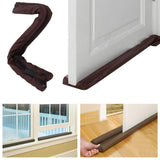 Door Draft Dodger Guard Stopper Energy Saving - Smart gadget & Accessories,Baby & toy