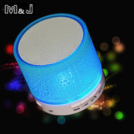 LED MINI Wireless Bluetooth Speaker - Life improvement item