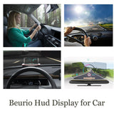 Smart Driver Head Up Display For GPS Navigation - Smart gadget & Accessories,Baby & toy