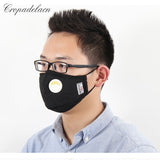 Carbon Filter Face Mask Anti haze Activated - Smart gadget & Accessories,Baby & toy