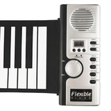 Portable Electronic Piano Flexible Roll Up - Smart gadget & Accessories,Baby & toy