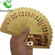 Waterproof Luxury 24K Gold Poker - Life improvement item