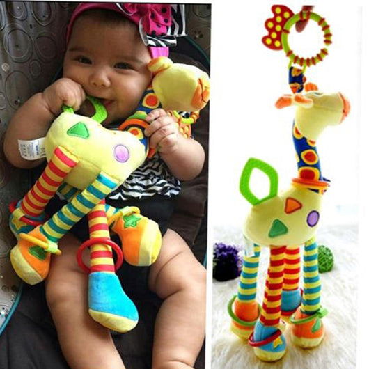 Baby Soft Giraffe Toys - Smart gadget & Accessories,Baby & toy