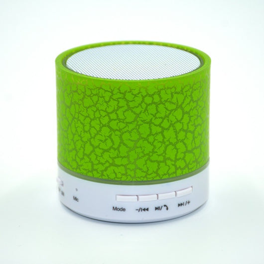 LED MINI Wireless Bluetooth Speaker - Smart gadget & Accessories,Baby & toy
