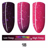 Color Changing Nail Polish