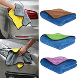 Microfiber Car Cleaning  Wax Polishing Towels - Smart gadget & Accessories,Baby & toy