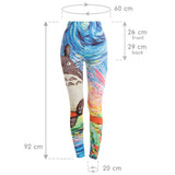 Japanese Harajuku Fitness Leggings Pants - Smart gadget & Accessories,Baby & toy