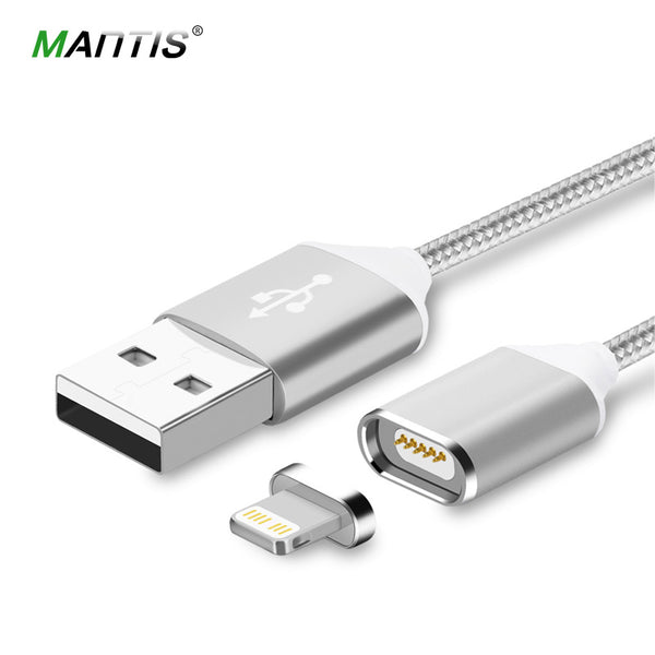 Magnetic Fast Charging USB Cable for iphone 5 5s 6 6s 7 iPad 2 3 4 - Smart gadget & Accessories,Baby & toy