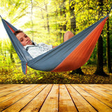 Outdoor Portable Hammock 2 Persons Recreation Camping - Smart gadget & Accessories,Baby & toy