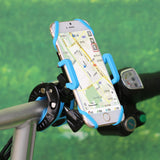 Smartphone Bike Mount Stainless Steel Holder - Smart gadget & Accessories,Baby & toy