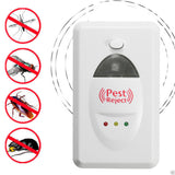 Ultrasonic Electronic Pest Repeller - Smart gadget & Accessories,Baby & toy