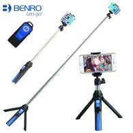 Selfie Stick mini Tripod 3 with Bluetooth Remote Shutter - Life improvement item