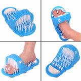 Foot Feet Cleaner Scrubber Washe Massager Slipper - Smart gadget & Accessories,Baby & toy