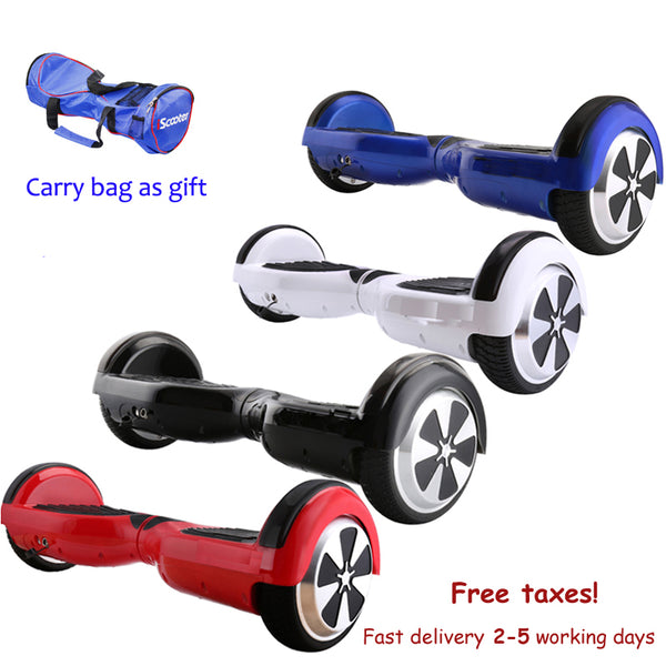 Hoverboard Two Wheels Self Balance Scooter - Life improvement item