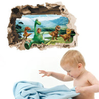 3D Home Decoration Wall-stickers - Smart gadget & Accessories,Baby & toy