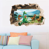 3D Home Decoration Wall-stickers - Life improvement item